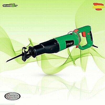 SIERRA DE SABLE ELECTRICA 750W CON 3 ACCESORIOS HOFFTECH ref:25436