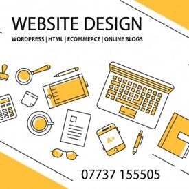 Mobile Friendly Website Design | Bespoke Website | Wordpress | Online Store | Booking Website | SEO