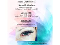 Volume Lashes Brentwood