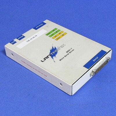 LANTRONIX MICRO SERIAL SERVER MSS1-T REV DAG MISSING SCREWS