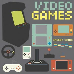 Video Games Old & New