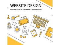 Affordable Web Design - Bespoke Websites - Wordpress - Online Store - SEO - Blogs - Booking Websites