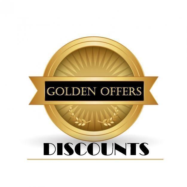 Golden Offers Discounts