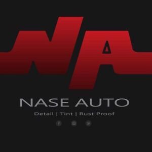 NASE AUTO CAR SHAMPOO $90 AND CERAMIC WINDOW TINTING!!