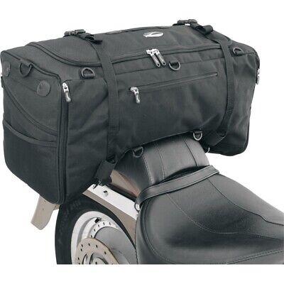 Saddlemen TS3200DE Deluxe Sport Soft Tail Bag for Harley & Metric