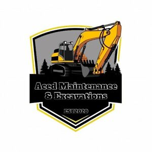 Excavation and home maintenance