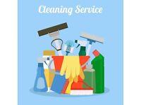 SUPER CLEAN .cleaning service est 1980.