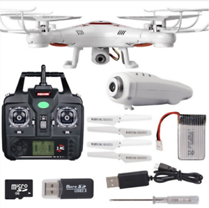 Quadcopter drone with camera and remote . Brand new(cheap shipping) Miranda Sutherland Area Preview