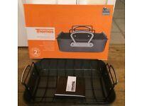 Thomas roaster with rack