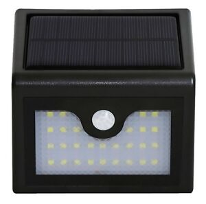 Solar Garden Wall LED Light (outdoor home motion lighting )