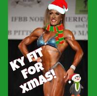 December Fitness Program, Chance to WIN New Years Training FREE!