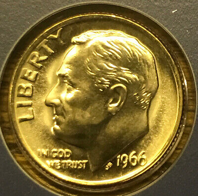 1965 1966 1967 SMS Roosevelt Dimes From Special Mint Sets Flat Rate Shipping