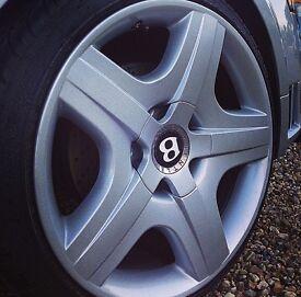 Alloys Bentley GT Continental BMW Audi wheels