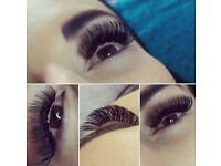 £50 Individual Russian Volume Eyelash extension