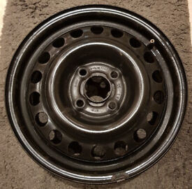 "Original Vauxhall 14"" Steel Wheels & Covers - Excellent Condition"
