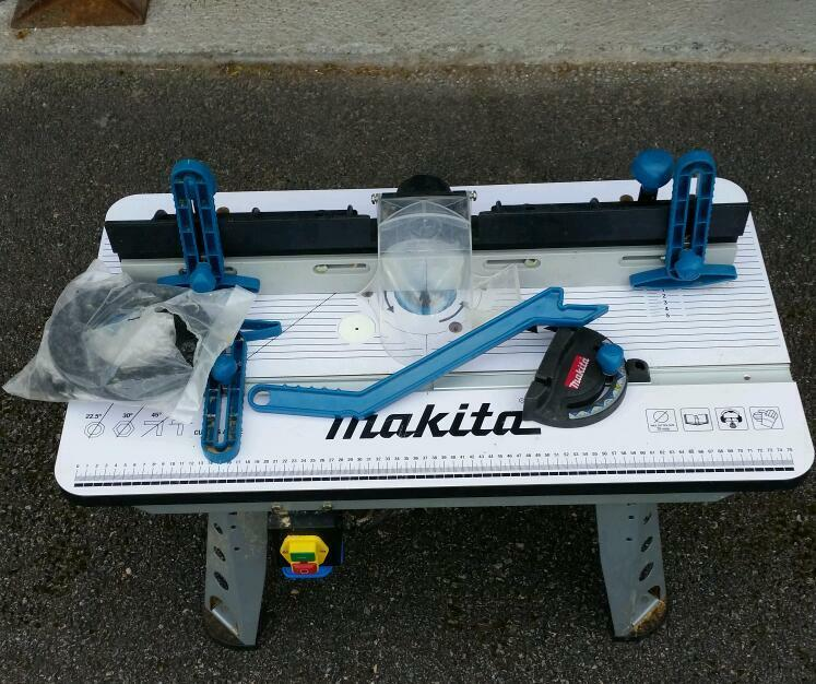 Makita 490 Router Table In Highland Gumtree