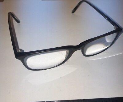 I Care & Share Dark Tortoise Eyeglasses Frames MADE IN GERMANY HANDMADE