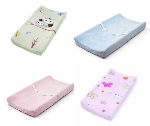Summer Infant Soft Plush Baby Diaper Change Changing Pad Cover