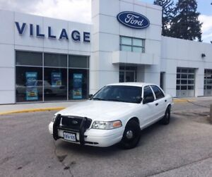 *IMMACULATE* 2010 Ford Crown Victoria Police Interceptor