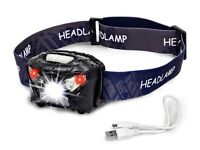 LED HEAD TORCHES BRAND NEW