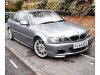 BMW 320 Ci M Sport Coupe 2004/54 automatic