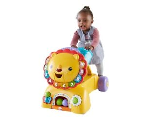 Fisher Price 3-in-1 Sit, Stride, & Ride Lion