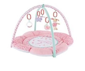 Mothercare girls playmat