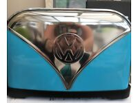 VW toaster used once