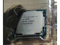 i5 8600k - 6 Cores