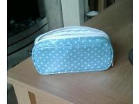 Small cath kidson make up bag