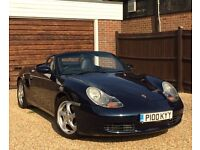 PORSCHE Boxster 2.5 1998 (986) Immaculate condition