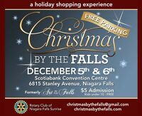 Vendors wanted - Christmas by the Falls