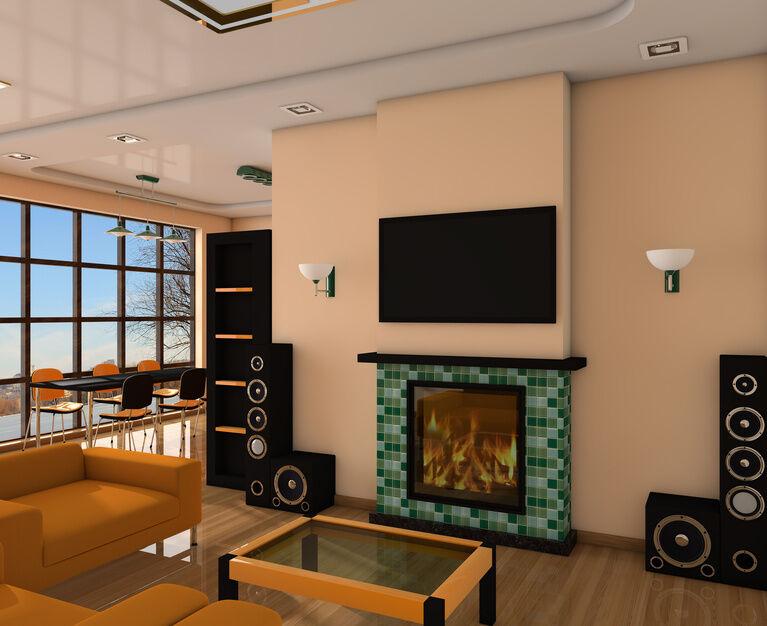 Magnat-Lautsprechersysteme zum Einbau in Decke, Bad und Küche