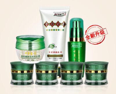 Original Danxuenilan spot removing blemish whitening facial cream set 7 pcs
