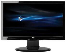 "HP S2031 20"" Widescreen LCD Monitor - 1600x900, 16:9, DVI / VGA"