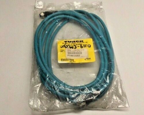 Turck U8637-4 Cable 8-Pin 4m RKS-RJ45S-841-4M / RKSRJ45S8414M