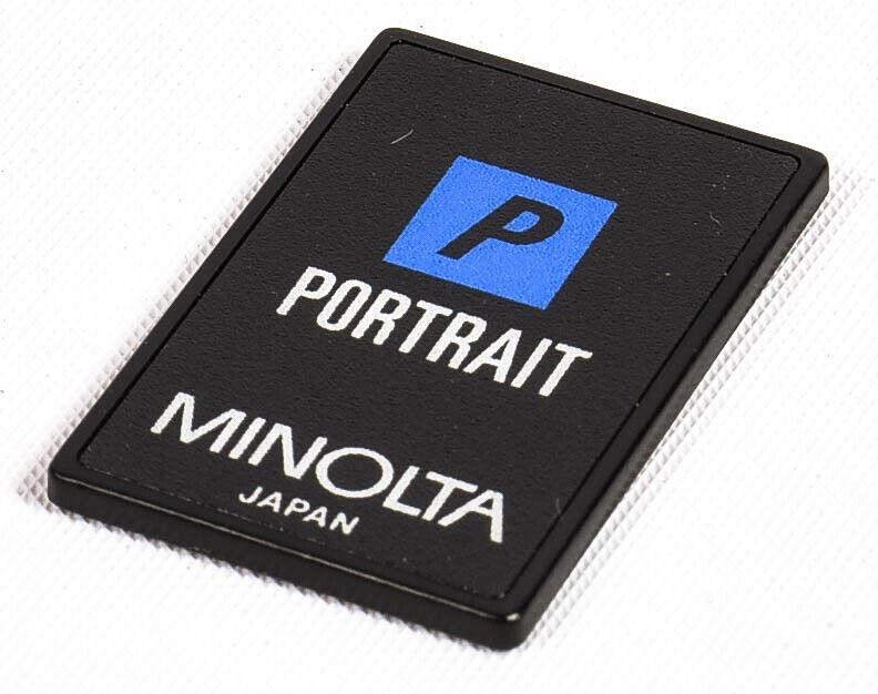 Minolta Creative Card Portrait (I) EX