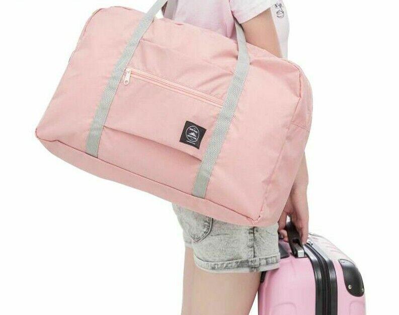 Portable Sports Gym Bags Women Storage Outdoor Training Trav
