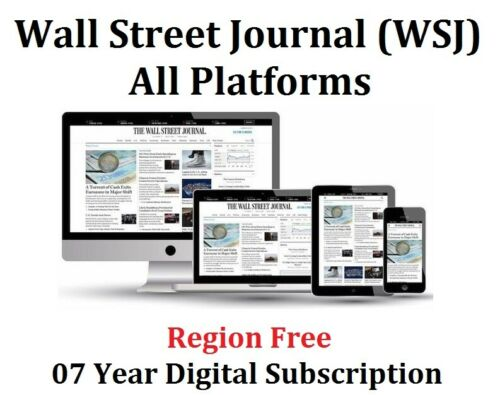 Wall Street Journal 7 Year