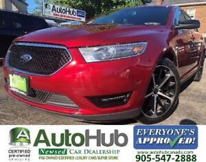 2015 Ford Taurus SHO-NAV-BACKUP CAMERA-SUNROOF-AWD