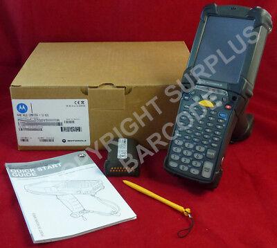 Symbol Motorola Mc9090-g Wireless Laser Barcode Scanner Windows Mobile 5.0 6.1