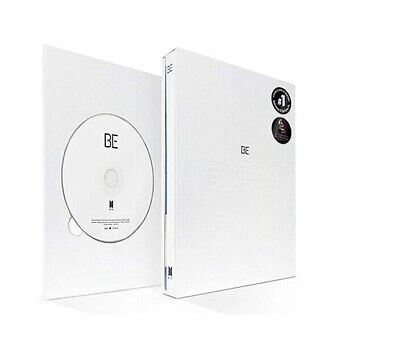 BTS BE Essential Edition KPOP Album CD+Photobook+Photocard+Poster on pack
