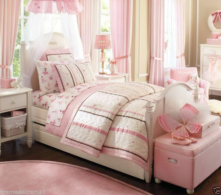 Decorating with pottery barn kids ebay for Pottery barn kids room ideas