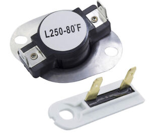 BRAND NEW Cycling Thermostat & Thermal Fuse