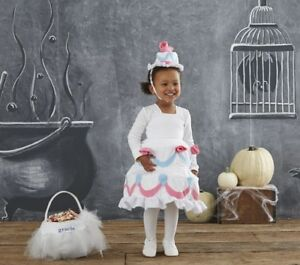 Pristine Pottery Barn Kids Cake Costume 12 M to 24M