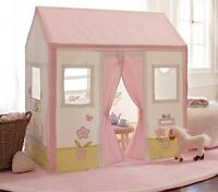 Pottery Barn kids cottage playhouse - GORGEOUS