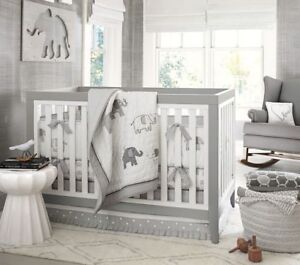 Organic Taylor Baby Bedding from Pottery Barn