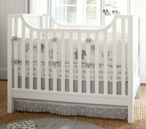 Pottery Barn Kids Hayden Crib and Toddler Conversion – LIKE NEW