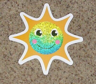 Teacher Resource:  10 Sun Bulletin Board Accents - Sun Bulletin