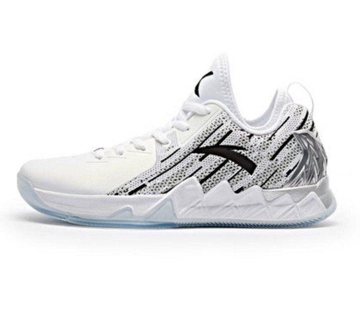 fcc4b5371fc2 Men s Anta KT2 Basketball Shoes 2017 LOW CUT 4 Colors Klay Thompson Warriors